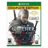 The Witcher 3: Wild Hunt Complete Edition - Xbox One, 1000620181