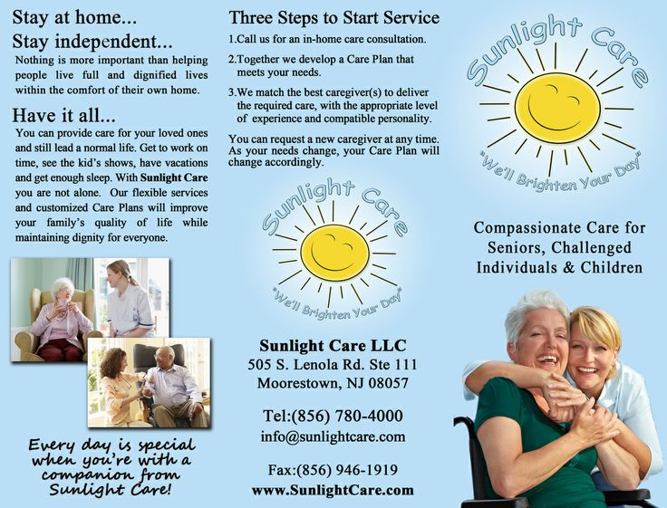 Senior Care Marlton NJ is care that allows a person with