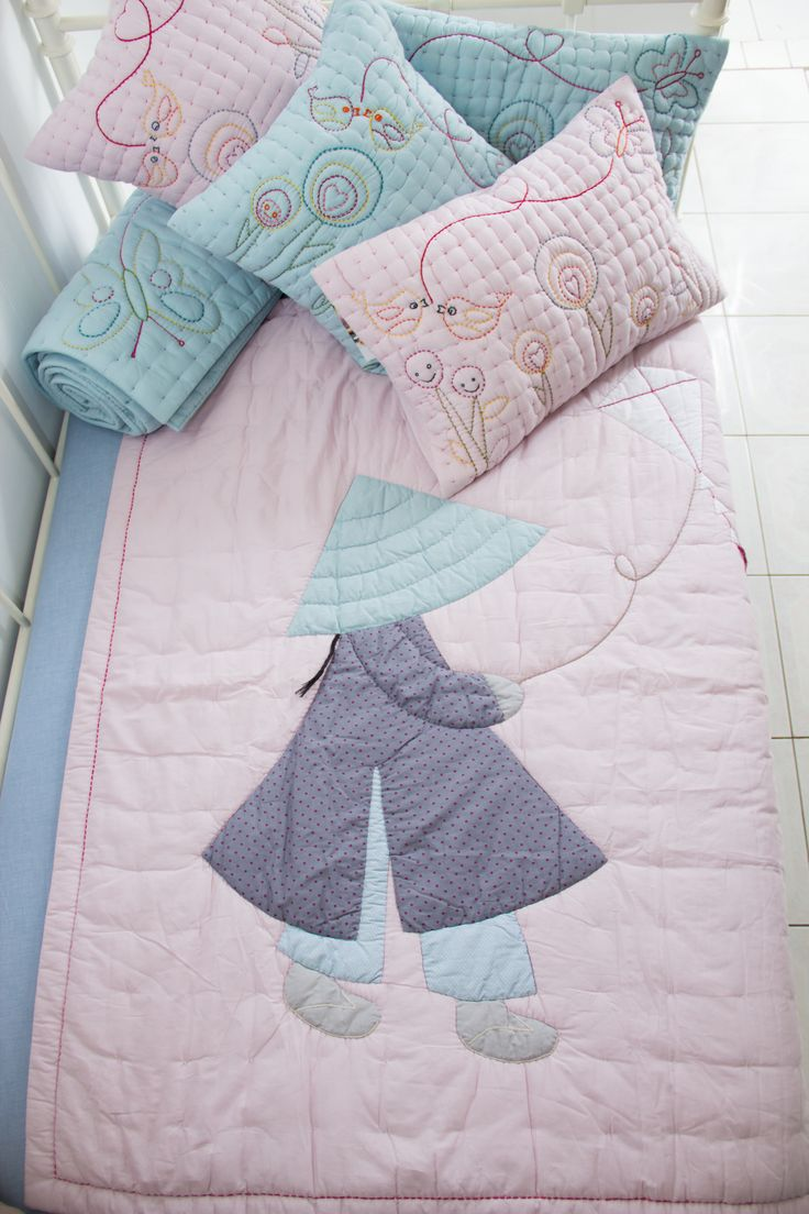 VSB pink #quilt - available in our shops