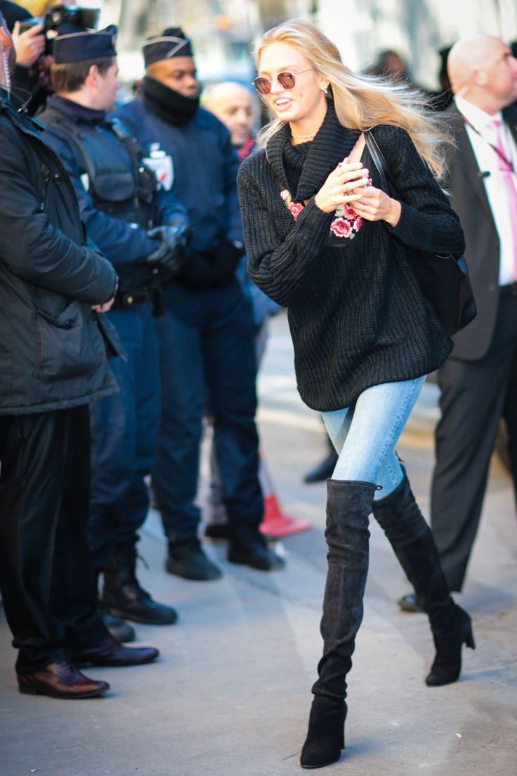 El 'backstage' de Victoria's Secret Fashion Show