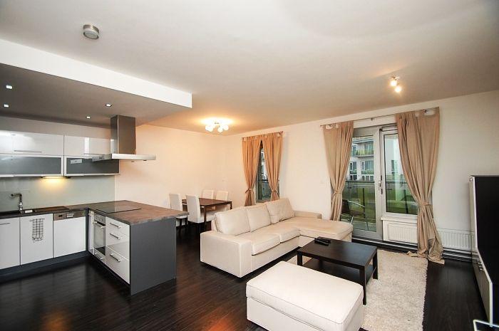 Современная трехкомнатная квартира продажа, комплекс Виноградис, район Нове Место, Братислава, Словакия.