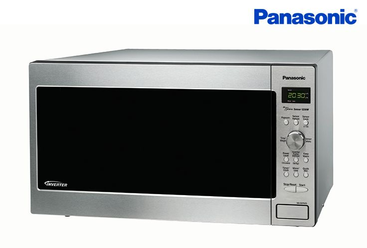 Enjoy spiced quinoa porridge in the morning and snack on devil's food cupcakes at night…all made in your Panasonic countertop microwave! Our microwaves achieve flawless, evenly-cooked gourmet meals in minutes. Click to buy today!