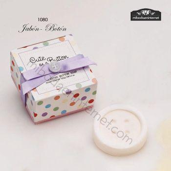 Jabón Botón