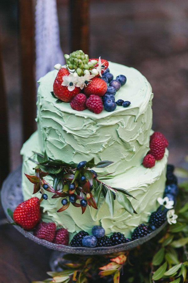 wedding cake menta