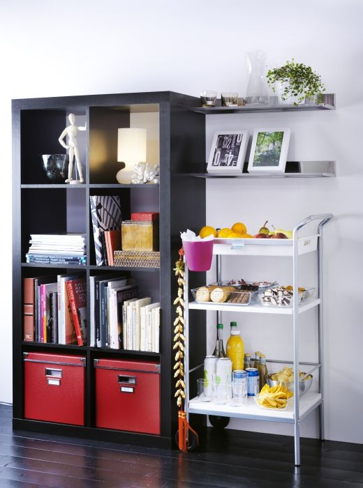 Multi Purpose Metal Products To Use In Your Living Room. Iu0027m Obsessed With  Shelves And Bookshelves! Part 75