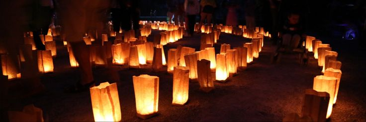 The Lumiere Festival, the celebration of light. Includes Tangled-like lantern courses!