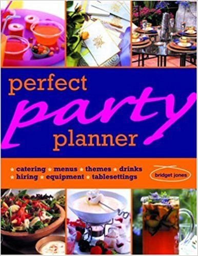 Whether throwing a birthday buffet, a formal dinner or just having some friends round for supper, this book has all of the information that is needed to prepare for the big day.