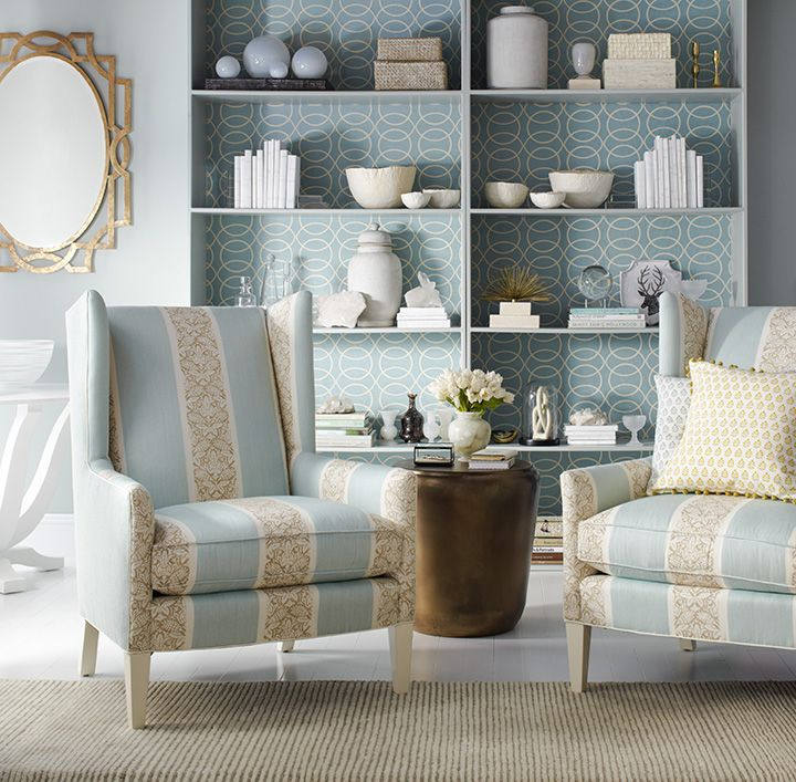 Robert Allen Features Whatu0027s Trending In Home Furnishings Featuring To The  Trade Fabrics, Trim, Furniture And Drapery Hardware