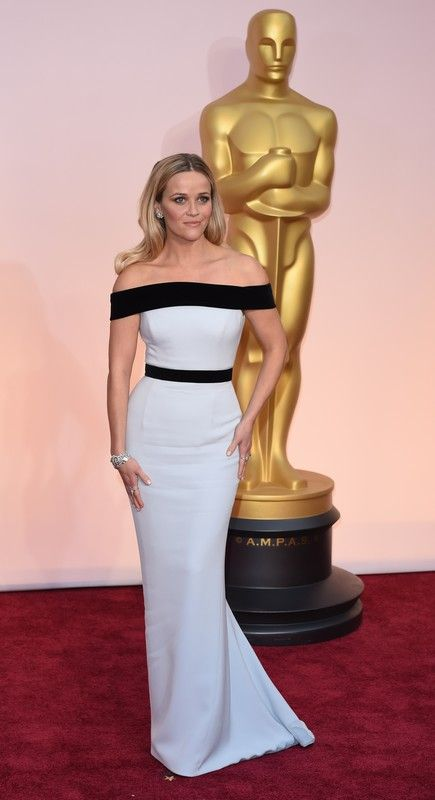 Oscary 2015: Reese Witherspoon w sukni Tom Ford, fot. East News