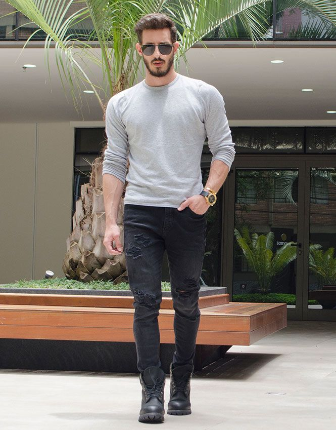 Rodrigo Perek sempre arrasando nos looks.   Rodrigo Perek always has wonderful looks.                                                                                                                                                                                 Mais