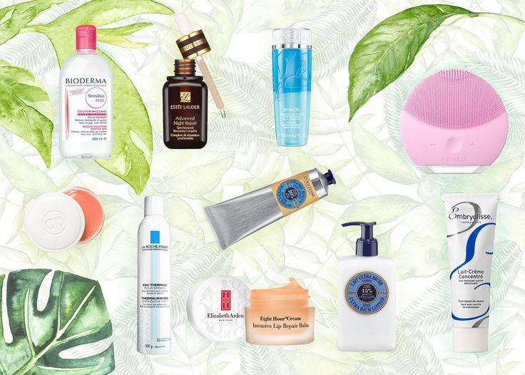 10 Most Iconic Skincare Products the chic spirit Los 10 Productos Más Icónicos del Cuidado de la Piel 10 Prodotti Iconici Per la Cura Della Pelle