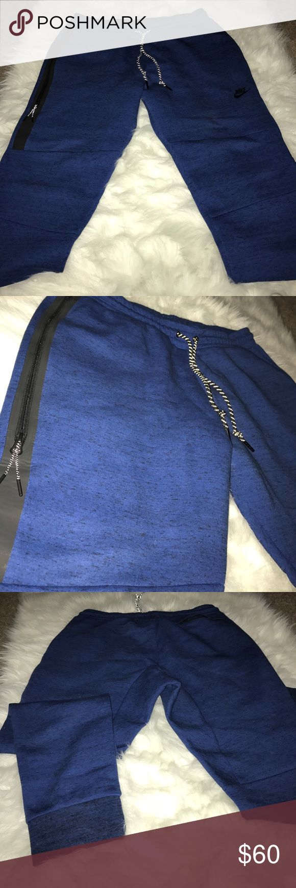 Nike men's fleece tech joggers size xl preowned Nike men's fleece tech joggers size xl preowned Nike Pants Sweatpants & Joggers