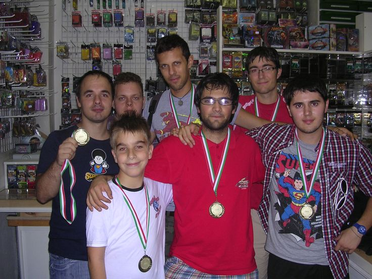 YGSF 2011 - 3° Classificato: A-Random Team [Verona & Dintorni]