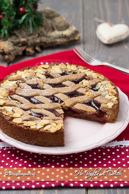 Linzer torte ricetta Ho Voglia di Dolce blog