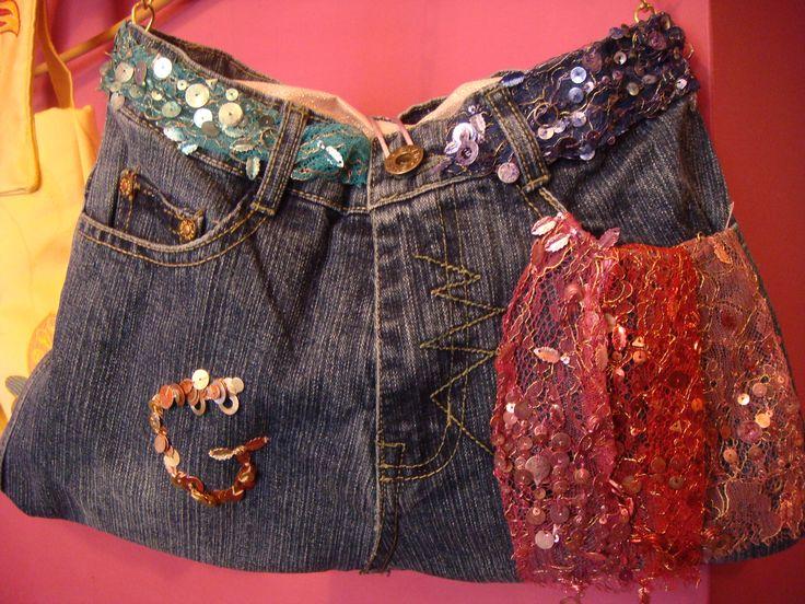 Jeans & Lace & more....