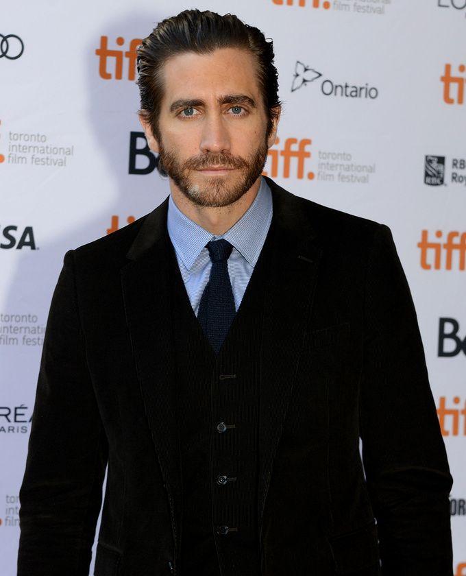 Jake Gyllenhaal à la première du film Enemy