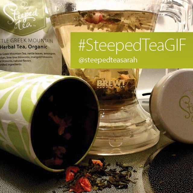 It's #SteepedTeaGIF Feature Friday. Congrats to last week's winner @steepedteasarah! Pls email support to claim your tea! #teaGIF #steepedtea http://www.steepedtea.com