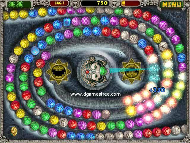 free download game zuma full version crack