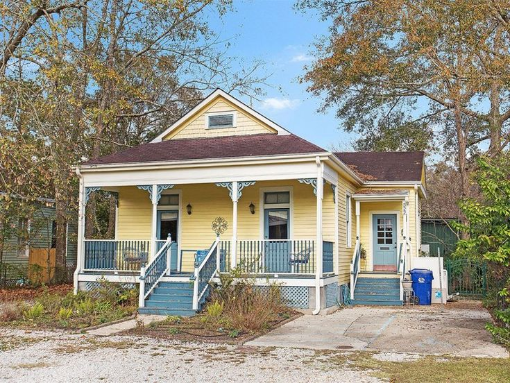 Charming wooden cottage wants $330K in Louisiana