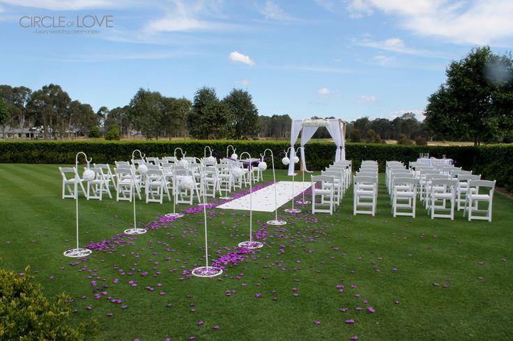 Twin Creeks Golf and Country Club Wedding www.circleofloveweddings.com.au