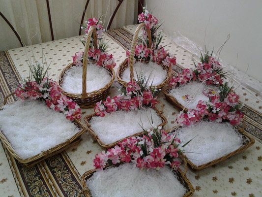 Indian Wedding Decoration Gift Ideas: 25+ Best Ideas About Trousseau Packing On Pinterest