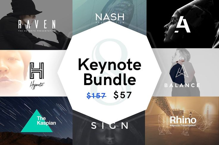 (64% OFF) 8 Presentation Bundle by GoaShape on @creativemarket
