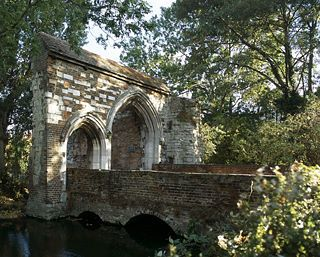 WALTHAM ABBEY GATEHOUSE AND BRIDGE  http://www.english-heritage.org.uk/daysout/properties/waltham-abbey-gatehouse-and-bridge/