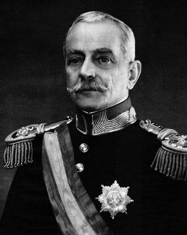 Estórias da História: 24 de Novembro de 1869: Nasce óscar Carmona