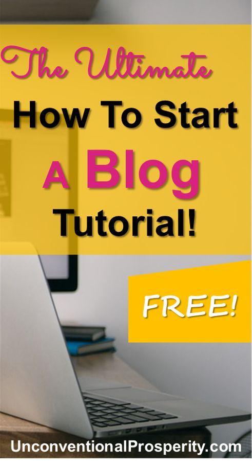 The ultimate 'how to start a blog to make money' step by step tutorial that shows you how to start a blog to make money. The best side hustle we highly recommend is to start a blog to make money extra cash today!