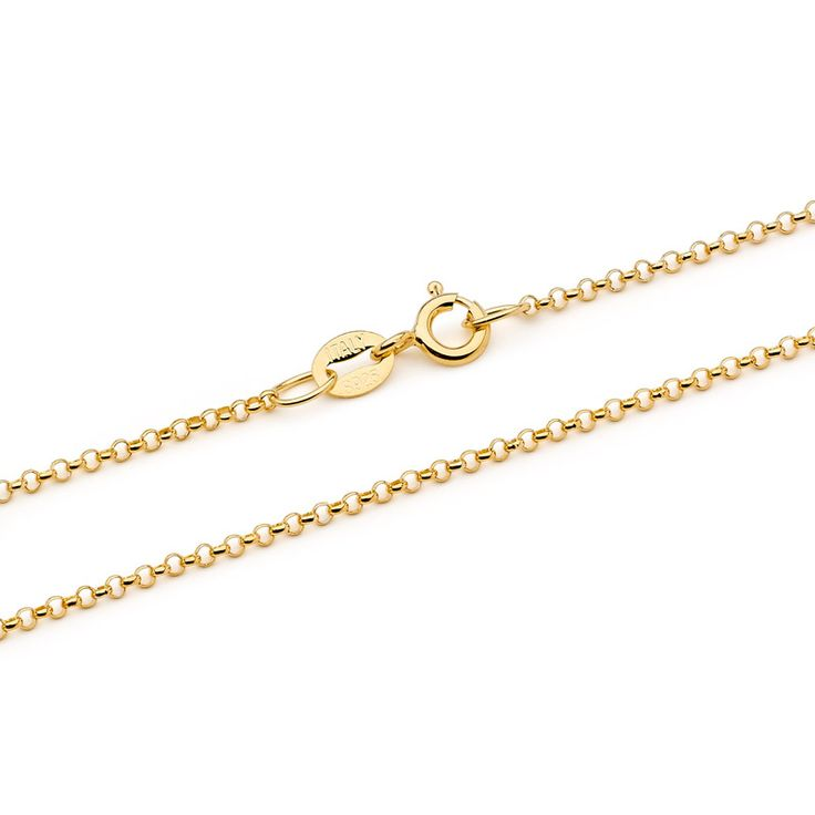 Chain - Yellow Gold