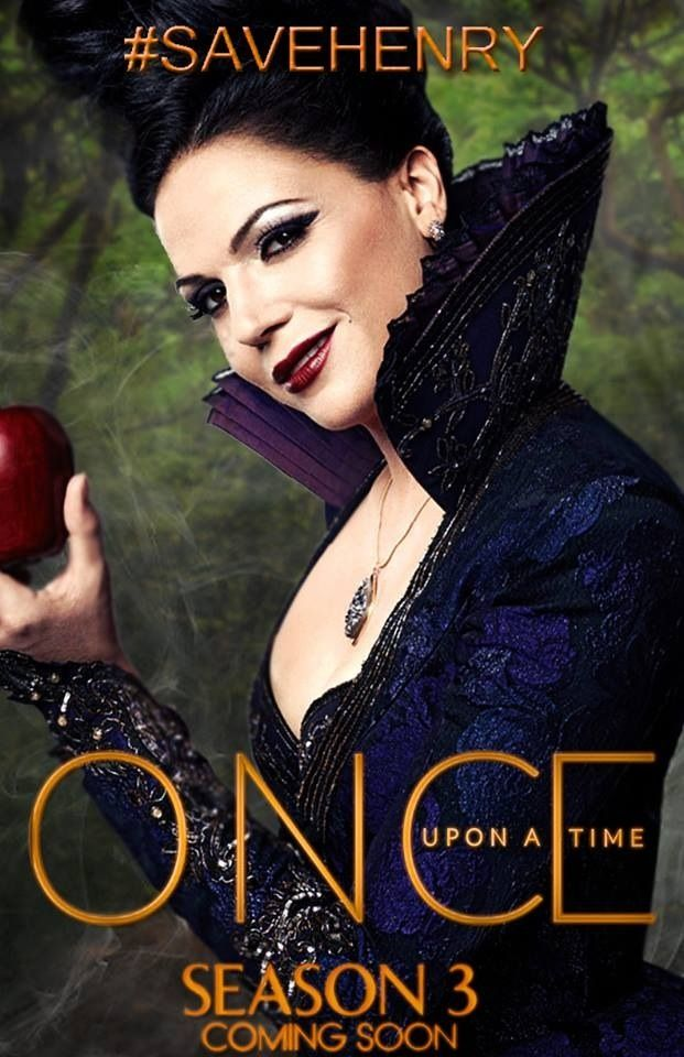 Once Upon A Time Season 3 Poster Emma Regina season 3 fan ma...