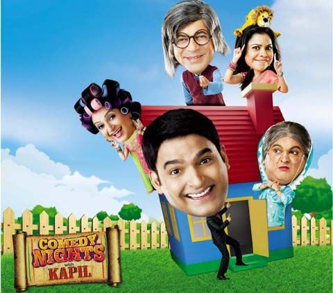 Laugh out loud as Kapil Sharma brings to you his crazy, quirky family only on Colors' with his new show - Comedy Nights with Kapil.