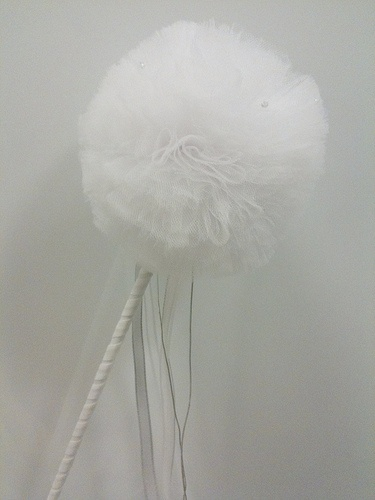 fairy tulle wand