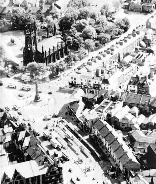 Newcastle upon Tyne, 1950