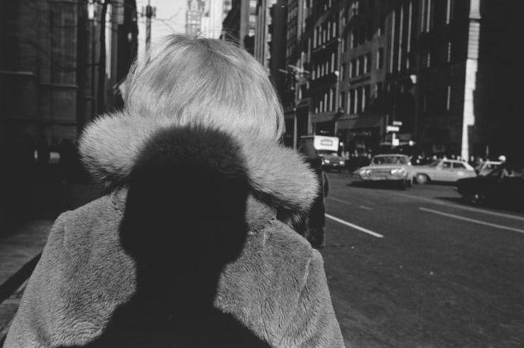 New York City, 1966 [self portrait], by Lee Friedlander.