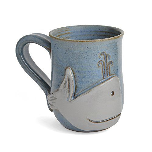 MudWorks Pottery Whale Mug MudWorks Pottery http://www.amazon.com/dp/B00VCAEPH6/ref=cm_sw_r_pi_dp_fDs3vb0ND1T8R