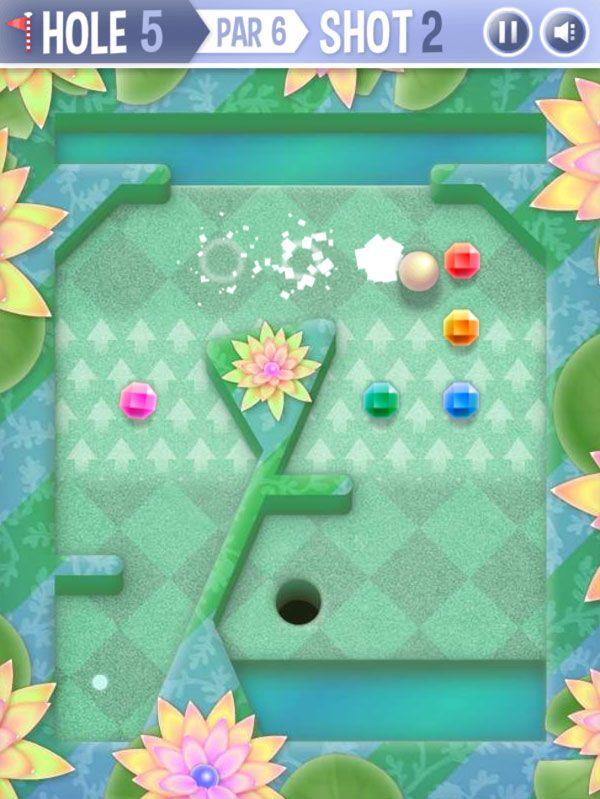 Mini Put Garden HTML5 game  screenshot 3