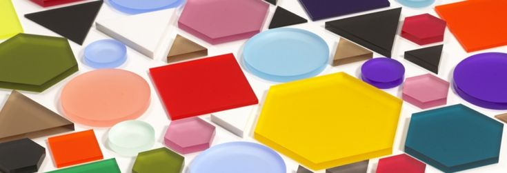 Perspex Cast Acrylic products are available in a clear finish, a wide range of colours and textures. See this page for products.
