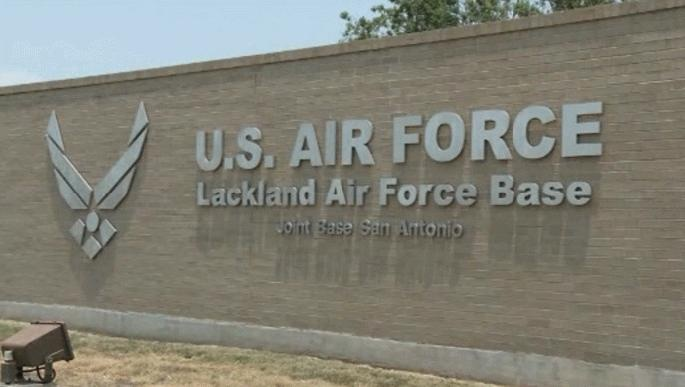 Lackland Air Force Base ~ San Antonio, Texas ~ where I went to basic training in 1990 and my boys both completed basic training on 2013!!!!