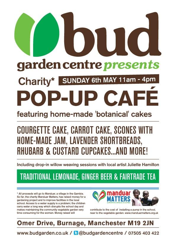 Bud Pop Up Cafe