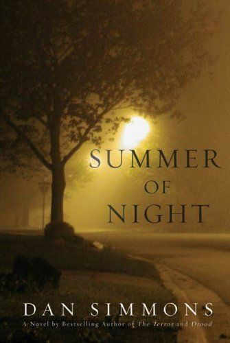Summer of Night by Dan Simmons, http://www.amazon.com/dp/B004TLHPZ4/ref=cm_sw_r_pi_dp_Ges.rb0ER9QMY