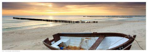 Coastal Panorama Kunstdruk