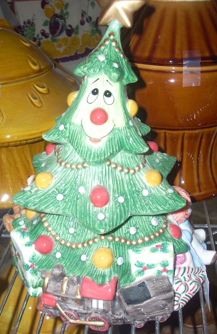 1576 best Cookie Jars images on Pinterest | Vintage cookie jars ...