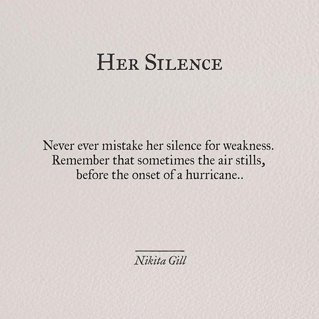 Hw long m i to think this.. there sud b a dead line where the silence breaks