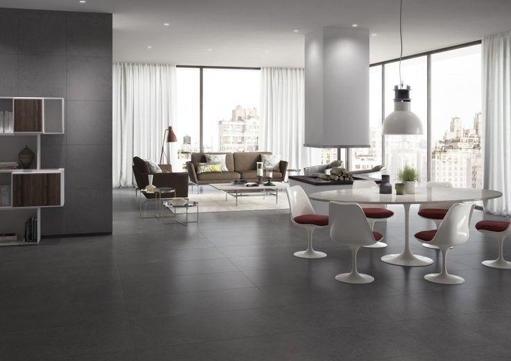 Immagini 3d per la stampa di un catalogo di pavimenti e ceramiche