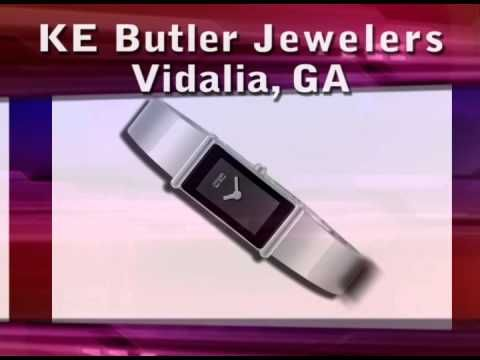 As a diamond jewelry store, K E Butler Jewelers has competitive prices that will beat out other jewelry stores every day. Visit us at 1303B E 1st St., Vidalia, GA 30474