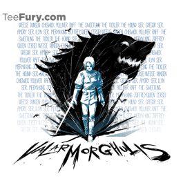 Arya's List - Gallery | TeeFury