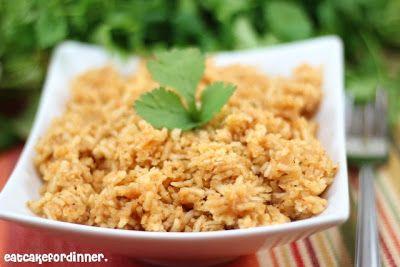 Tex Mex Rice Cakes Recipes — Dishmaps