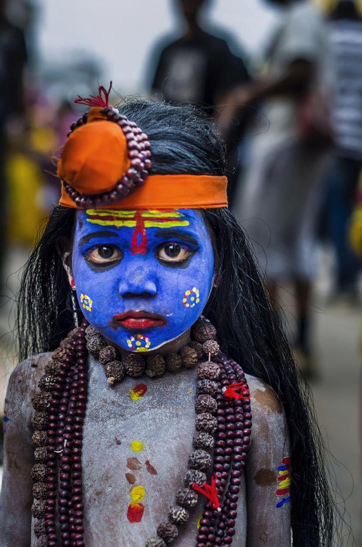 Little Shiva, Pushkar, India