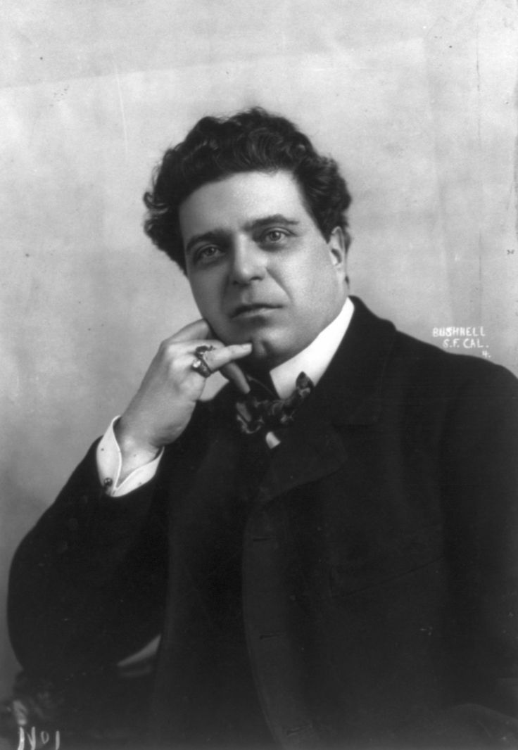 Pietro Mascagni - Composer most noted for his operas.
